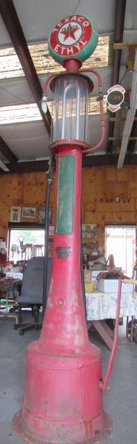 Fry Visible Gas Pump