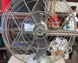 Lots of Electric Fans