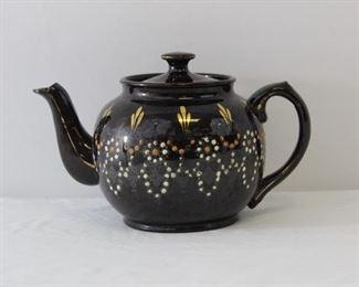 Jackfield Teapot