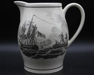 Wedgwood Collector's Society Pitcher