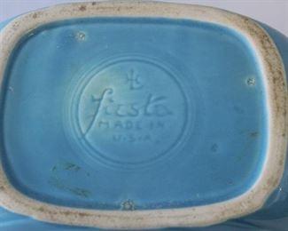 Homer Laughlin Fiesta ware