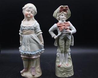 Vintage Porcelain Figurines