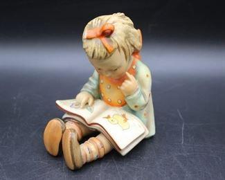 "Hummel ""Bookworm"" Figurine"
