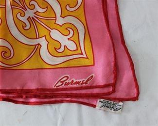 Assorted Vintage Scarves