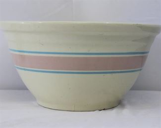 McCoy & Weller Stoneware Bowls