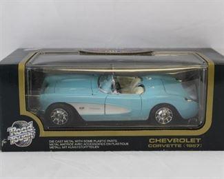 Road Tough 1957 CHEVROLET Corvette