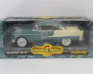 ERTL Collectibles 1955 CHEVROLET Bel Air