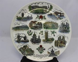 Assortment of Vintage China Pieces Made in England