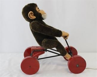 """Vintage Steiff """"Record Peter"""" Pull Toy"""