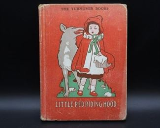 The Three Bears/Little Red Riding Hood  (The Turnover Books Vol III)