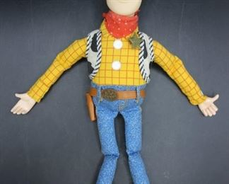 """1999 Toy Story """"Woody"""" Doll"""