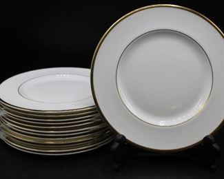 "Royal Doulton ""Alice"" Pattern Salad Plates"