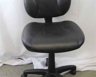 Adjustable Rolling Desk Chair