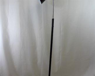 Black Adjustable Metal Floor Lamp