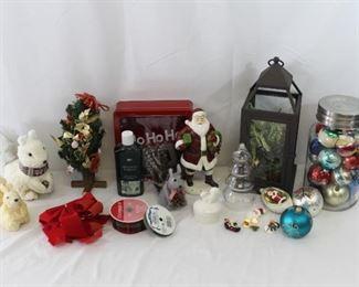 Christmas Décor, Figures, Vintage Ornaments &  More!