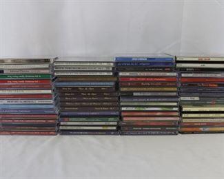 Christmas, Broadway, Soundtracks & More CDs