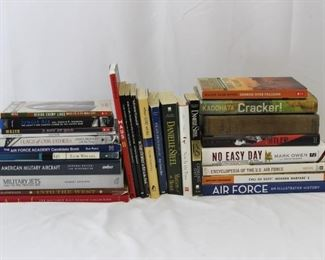 Assorted Historical, Military, & War Books
