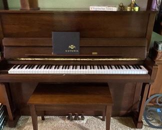 Beautiful Weber Piano  Impeccably maintained!!