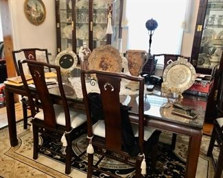 Drexel Dining Room set with China cabinet