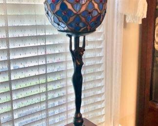 Unique vintage lamps & lighting