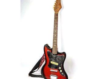 Lot 64 Japan Electric Guitar.