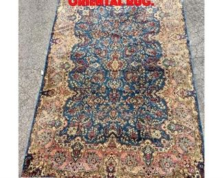 Lot 252 10 x 15 9 Handmade. Large Oriental Rug.