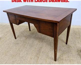 Lot 279 BLOOMINGDALES European Desk with Large Drawers.