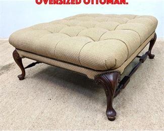 Lot 302 LILLIAN AUGUST Oversized Ottoman.