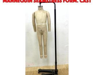 Lot 340 ROYAL FORM Child s Size Mannequin Seamstress Form. Cast
