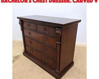 Lot 376 POLO by RALPH LAUREN Bachelor s Chest Dresser. Carved V