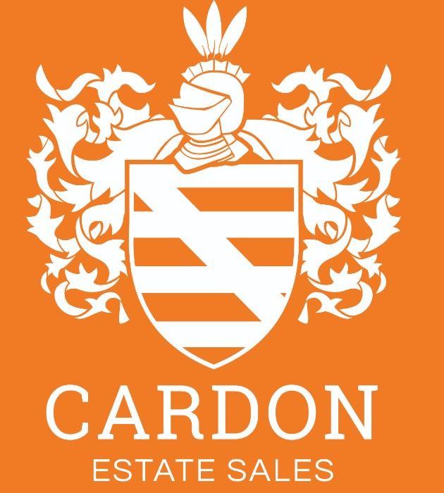 Cardon estate sales logo