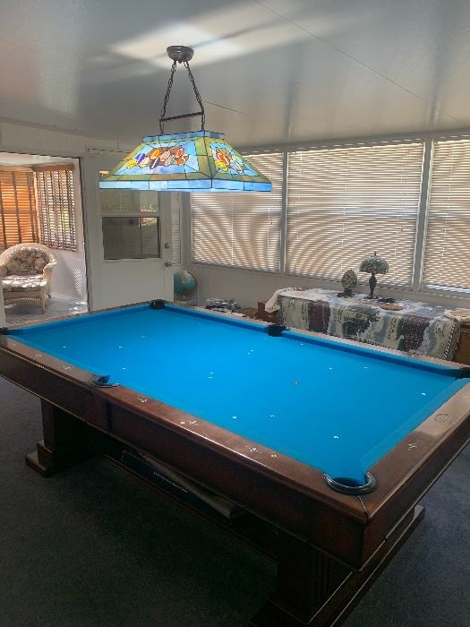 American Heritage Full Size Pool Table