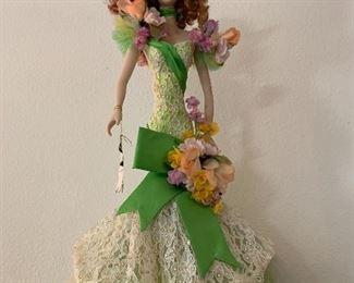 Bob Mackie Porcelain Doll