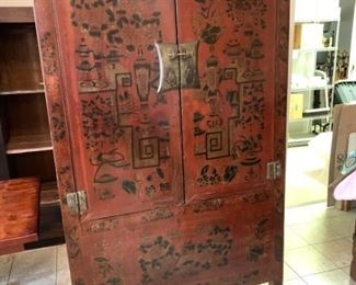 Dl015 Antique Kang Cupboard