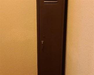 Brown School Locker $48