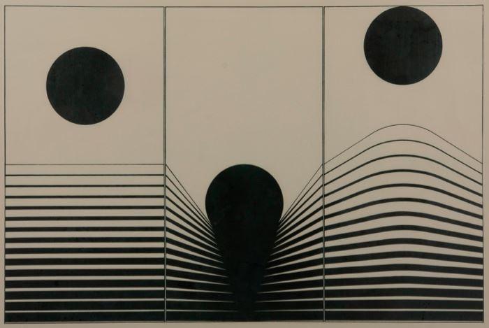 1: MARCELLO MORANDINI / Urto Elastico (1964)