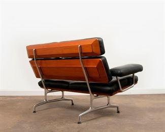 6: CHARLES & RAY EAMES / Herman Miller ES108 Sofa