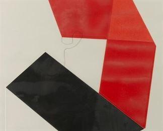 10: JACK SONENBERG / Dimension No. 1 (1970)