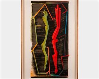 12: WARREN ROSSER / Reflex and Memory II (1992)