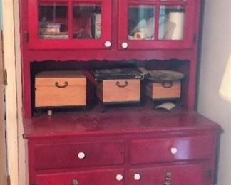 Antique Cabinet: $795
