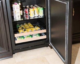Three Uline Beverage Refrigerators.  Circa 2013-2014.  Each $750.00