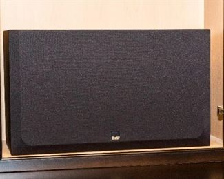 Three (3) Bowers and Wilkins Speakers with Two (2) Sub Woofers and One (1) Bowers and Wilkers Amplifier.                                                                                         Speakers Model Number CT7.3LCRS                                             Subwoofers  Model Number CTSW12                                      Amplifier Model Number SA 1000  FP27659                        3 Speakers : Each $550.00                                                              2 Subwoofers: Each $250.00                                                                           Amplifier: $725.00