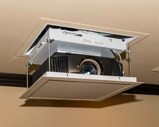 A Sony Video Projector. Model VPL-VW365ES. Circa 2013-2015. Condition: Very Good. Functional.$4,500.00