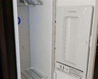 Interior of previous item (steamer).