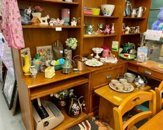 Misc Lenox,glassware,pottery,and other collectibles