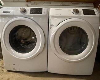 1/ $795 Samsung VRT Washer & Moister sensor dryer