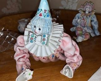 Unusual figurines