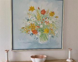 Large floral -Haden 1974