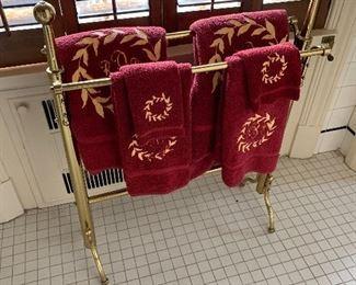 Towels -monogrammed