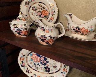 Mason's Mandarin dinnerware